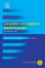 Competition and Variation in Natural Languages - The Case for Case