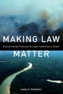 Making Law Matter - Environmental Protection and Legal Institutions in Brazil