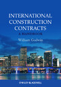 International Construction Contracts - A Handbook