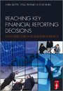 Reaching Key Financial Reporting Decisions - How Directors and Auditors Interact
