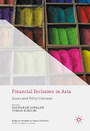 Financial Inclusion in Asia - Issues and Policy Concerns