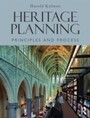 Heritage Planning - Principles and Process