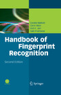 Handbook of Fingerprint Recognition