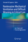 Noninvasive Mechanical Ventilation and Difficult Weaning in Critical Care - Key Topics and Practical Approaches