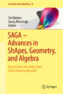 SAGA - Advances in ShApes, Geometry, and Algebra - Results from the Marie Curie Initial Training Network