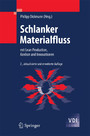 Schlanker Materialfluss - mit Lean Production, Kanban und Innovationen