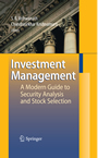 Investment Management - A Modern Guide to Security Analysis and Stock Selection