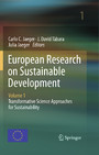 European Research on Sustainable Development - Volume 1: Transformative Science Approaches for Sustainability