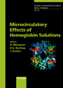 Microcirculatory Effects of Hemoglobin Solutions