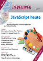 iX Developer - Javascript heute - Grundlagen, Frameworks, Sprachen und Standards, Server-side JavaScript, Qualitätssicherung