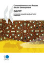 Competitiveness and Private Sector Development: Egypt 2010: Business Climate Development Strategy