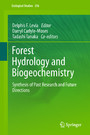 Forest Hydrology and Biogeochemistry - Synthesis of Past Research and Future Directions