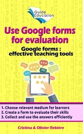 Use Google forms for evaluation - Google forms ...