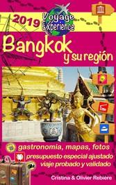 eGuía Viaje: Bangkok y su región - Una hermosa capital y su región - con sus templos y vestigios que te sumerge en su historia llena de acontecimientos, de encanto, belleza y serenidad, con una gastronomía refinada y coloridos mercados llenos de sabo