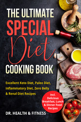 The Ultimate Special Diet Cooking Book - Excell...