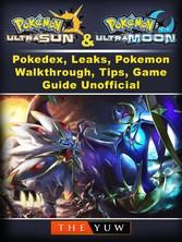 Pokemon Ultra Sun and Ultra Moon, Pokedex, Leak...