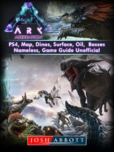 Ark Aberration, PS4, Map, Dinos, Surface, Oil, ...