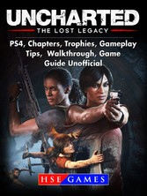 Uncharted The Lost Legacy PS4, Chapters, Trophi...