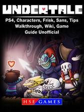 Undertale PS4, Characters, Frisk, Sans, Tips, W...