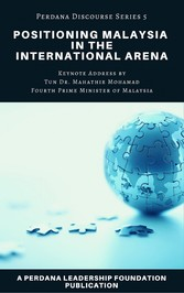 Positioning Malaysia in the International Arena...