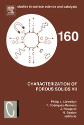 9780080463711 - Philip Llewellyn, Francisco Rodríguez Reinoso, Jean Rouqerol, Nigel Seaton: Characterization of Porous Solids VII - Proceedings of the 7th International Symposium on the Characterization of Porous Solids (COPS-VII), Aix-en-Provence, France, 26-28 May 2005 - 書