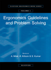 9780080531229 - A. Mital, Å. Kilbom, S. Kumar: Ergonomics Guidelines and Problem Solving - كتاب