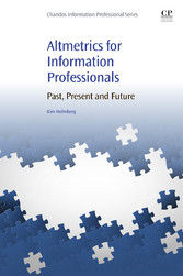 Altmetrics for Information Professionals - Past...