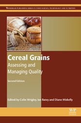 Cereal Grains - Assessing and Managing Quality