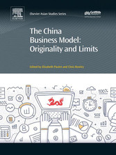 The China Business Model - Originality and Limits
