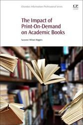 The Impact of Print-On-Demand on Academic Books...