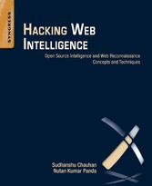 Hacking Web Intelligence - Open Source Intellig...