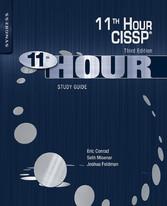 Eleventh Hour CISSP® - Study Guide