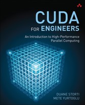 CUDA for Engineers - An Introduction to High-Performance Parallel Computing