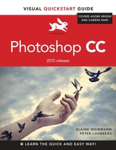 Photoshop CC - Visual QuickStart Guide (2015 release)