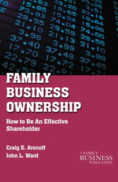Family Business Ownership - How to Be an Effect...