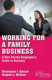 Working for a Family Business - A Non-Family Em...