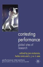 Contesting Performance - Global Sites of Research