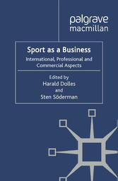 Sport as a Business - International, Profession...