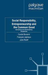 Social Responsibility, Entrepreneurship and the...