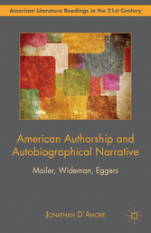 American Authorship and Autobiographical Narrat...