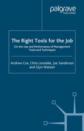 The Right Tools for the Job - On the Use and Pe...