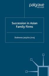 Succession in Asian Family Firms