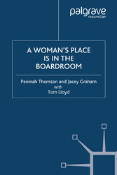 A Womans Place is in the Boardroom