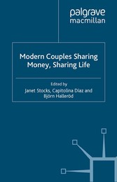 Modern Couples Sharing Money, Sharing Life