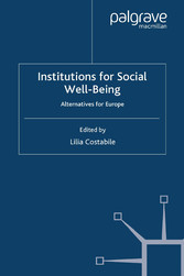 Institutions for Social Well Being - Alternativ...