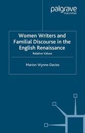 Women Writers and Familial Discourse in the Eng...
