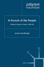 In Pursuit of the People - Political Culture in...