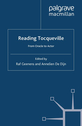 Reading Tocqueville - From Oracle to Actor