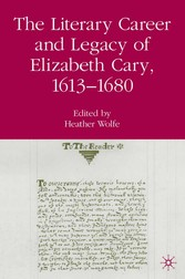The Literary Career and Legacy of Elizabeth Car...