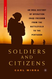 Soldiers and Citizens - An Oral History of Oper...